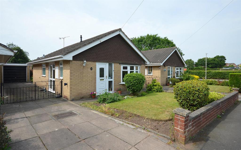 2 Bedrooms Detached Bungalow for sale in Pickmere Close, Elworth