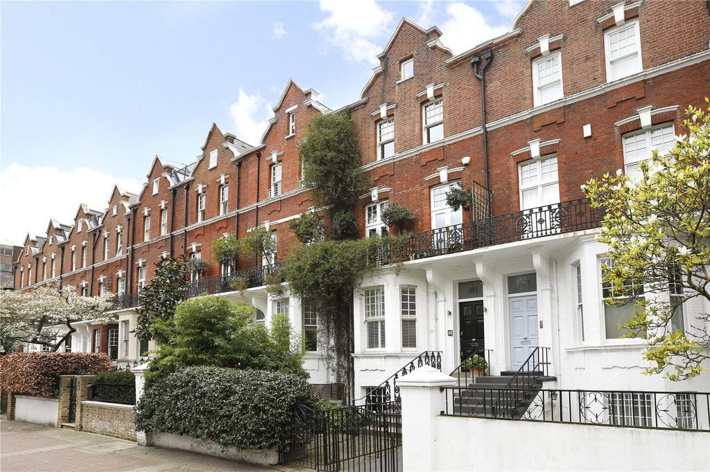 3 Bedrooms Flat for sale in Albert Bridge Road, London, SW11