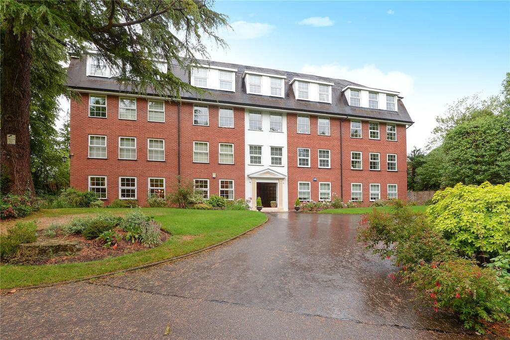 2 Bedrooms Flat for sale in Bollin Court, Macclesfield Road, Wilmslow, Cheshire, SK9