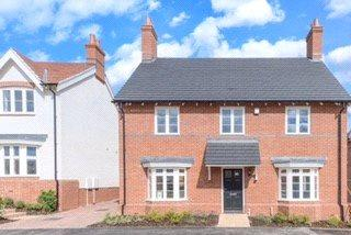 3 Bedrooms Detached House for sale in The Tatton, Meadow View, Adderbury, Oxfordshire, OX17