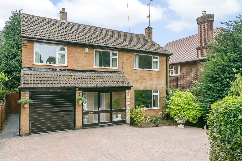 5 Bedrooms Detached House for sale in Mansfield Road, Redhill, Nottingham, NG5
