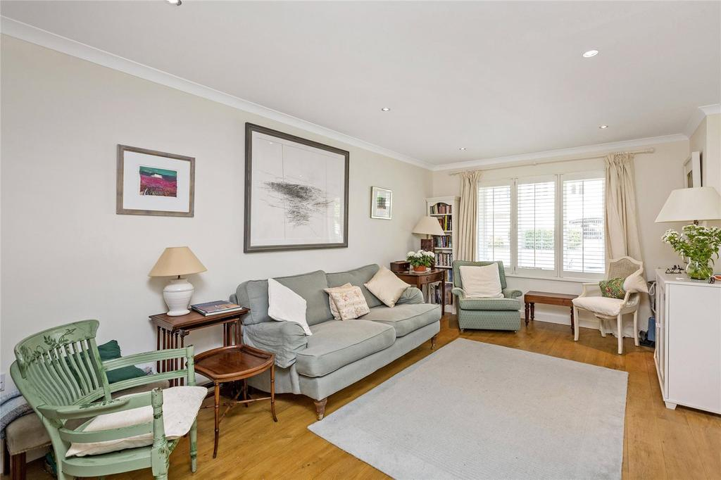 2 Bedrooms Flat for sale in Amelia House, 2 Strand Drive, Richmond, Surrey, TW9