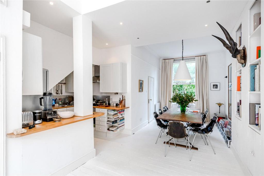 3 Bedrooms Flat for sale in Aldridge Road Villas, London, W11
