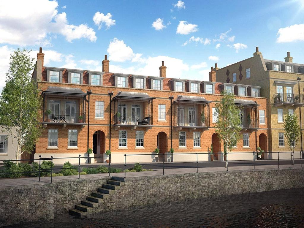 4 Bedrooms End Of Terrace House for sale in Thameside, Windsor, Berkshire, SL4