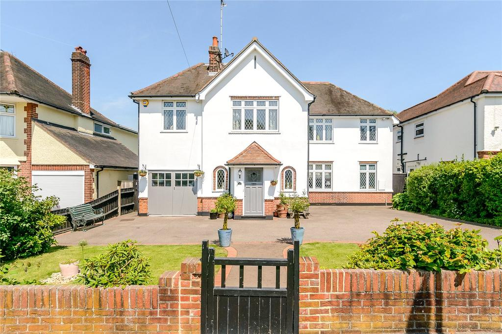 6 Bedrooms Detached House for sale in Alwyne Avenue, Shenfield, Brentwood, Essex, CM15