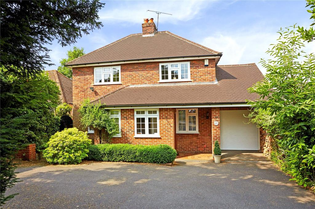 4 Bedrooms Detached House for sale in St. Johns Road, Sevenoaks, Kent, TN13