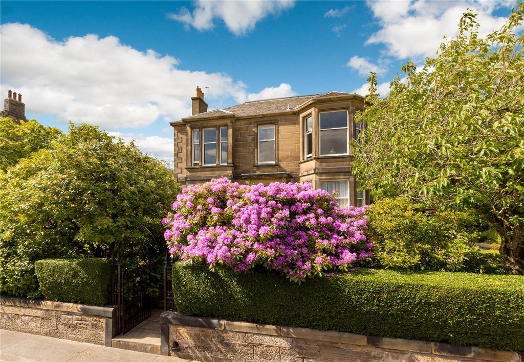 4 Bedrooms Flat for sale in 22A Mortonhall Road, Grange, Edinburgh, EH9