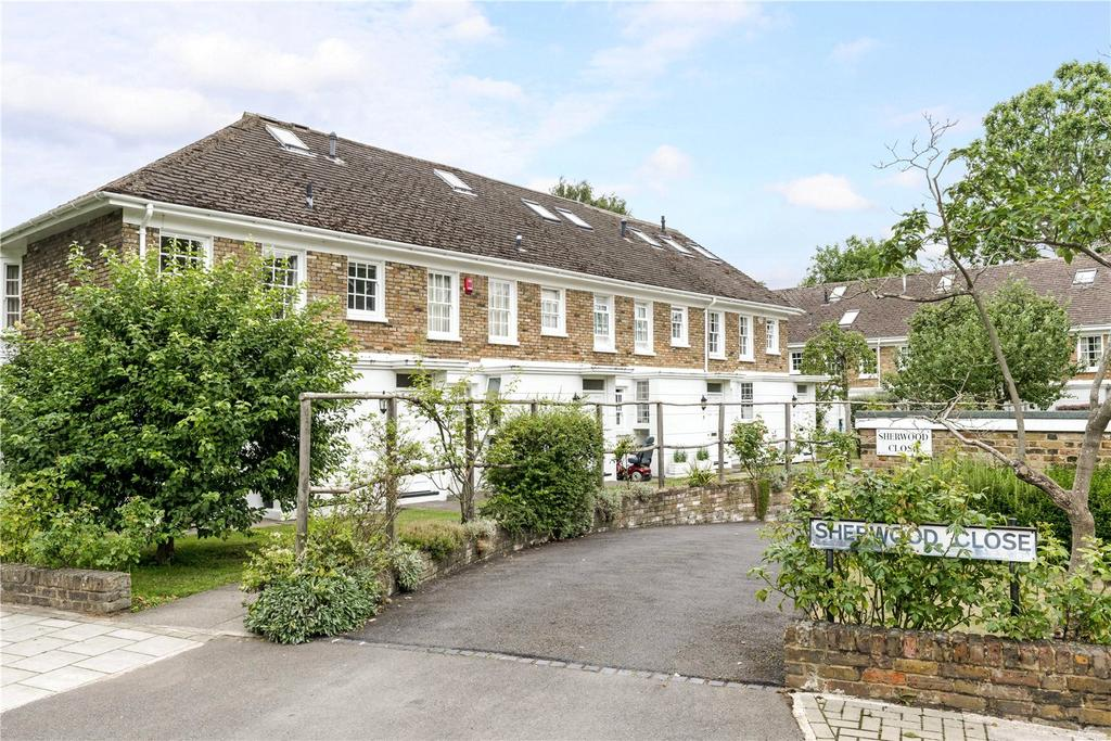 4 Bedrooms End Of Terrace House for sale in Sherwood Close, Barnes, London, SW13
