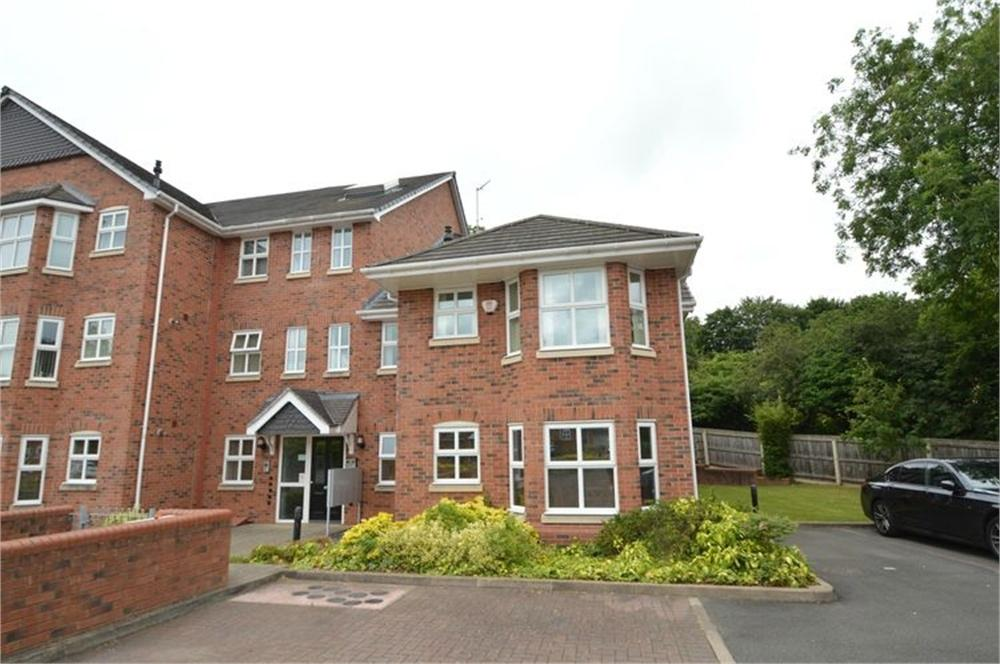 1 Bedroom Flat for sale in Crownoakes Drive, Wordsley, Stourbridge, West Midlands