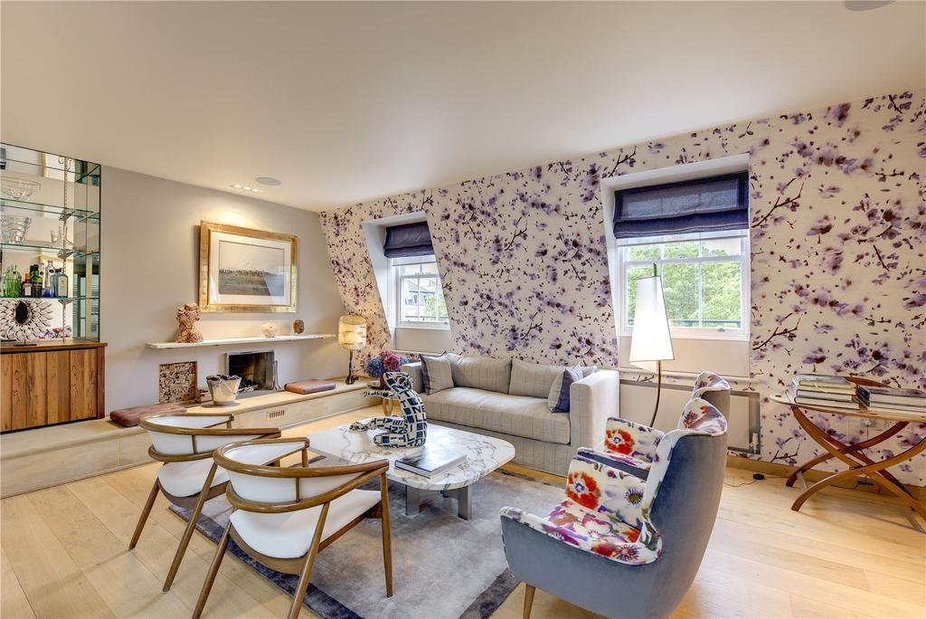2 Bedrooms Penthouse Flat for sale in Eaton Square, London, SW1W