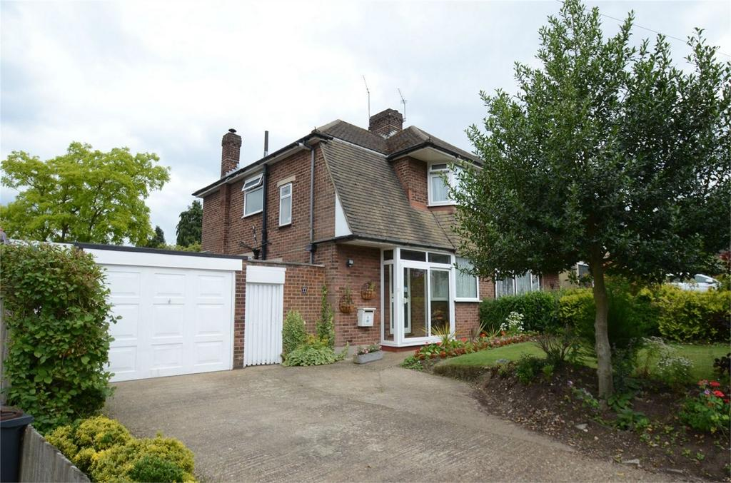 4 Bedrooms Semi Detached House for sale in Greenway Gardens, Shirley, Croydon, Surrey