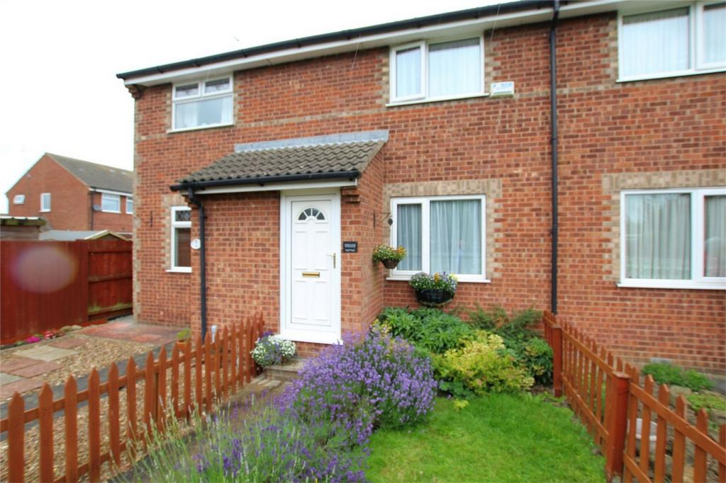 1 Bedroom Terraced House for sale in Blackthorn Close, Newport, East Riding of Yorkshire