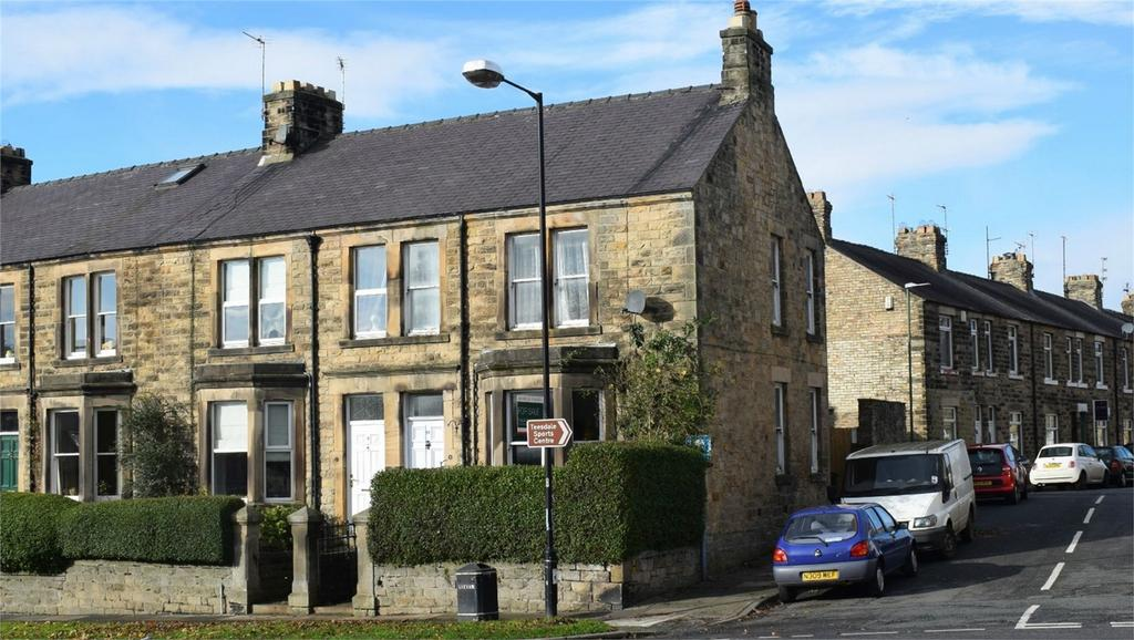 3 Bedrooms End Of Terrace House for sale in 10 Cambridge Terrace, Barnard Castle, Durham