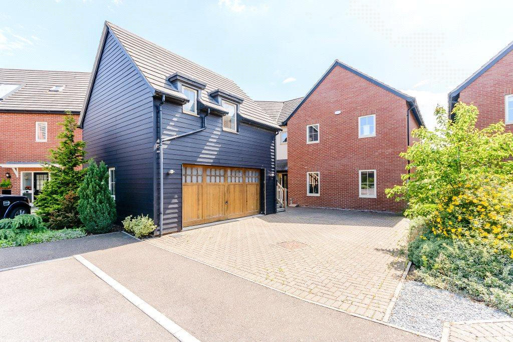 5 Bedrooms Detached House for sale in Bellrope Meadow, Sampford Road, Thaxted, Dunmow, CM6