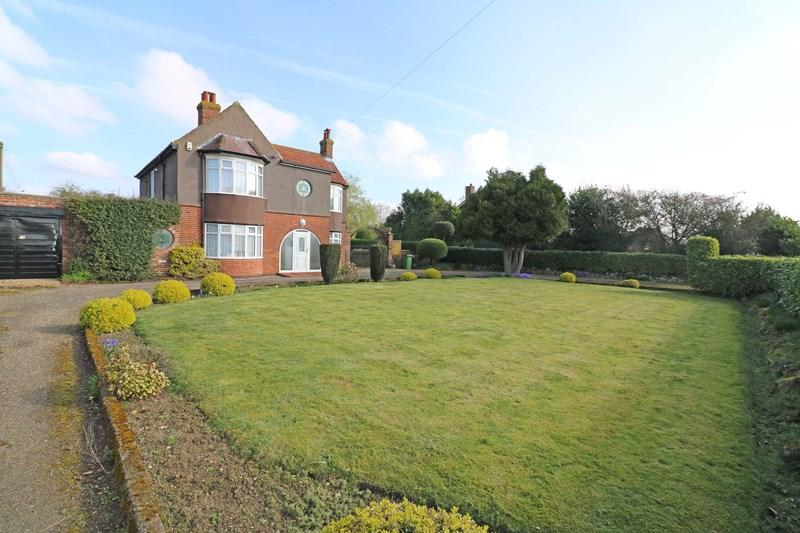 4 Bedrooms Detached House for sale in Hackford Road, Wicklewood, Wymondham