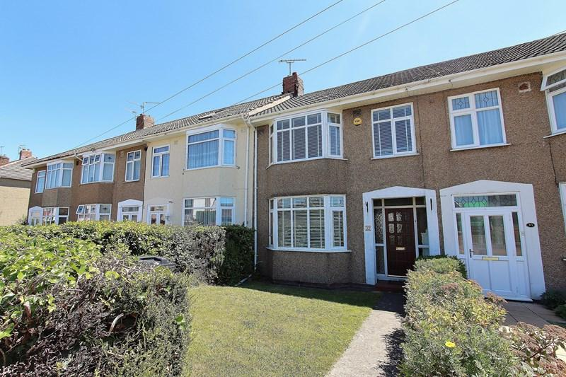 3 Bedrooms Terraced House for sale in Ridgeway Lane, Whitchurch, Bristol
