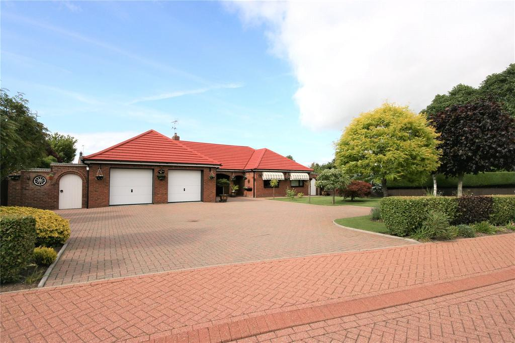 3 Bedrooms Detached Bungalow for sale in Delph Fields, Long Sutton, PE12