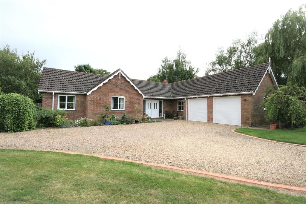 3 Bedrooms Detached Bungalow for sale in Pipwell Meadows, Saracens Head, PE12