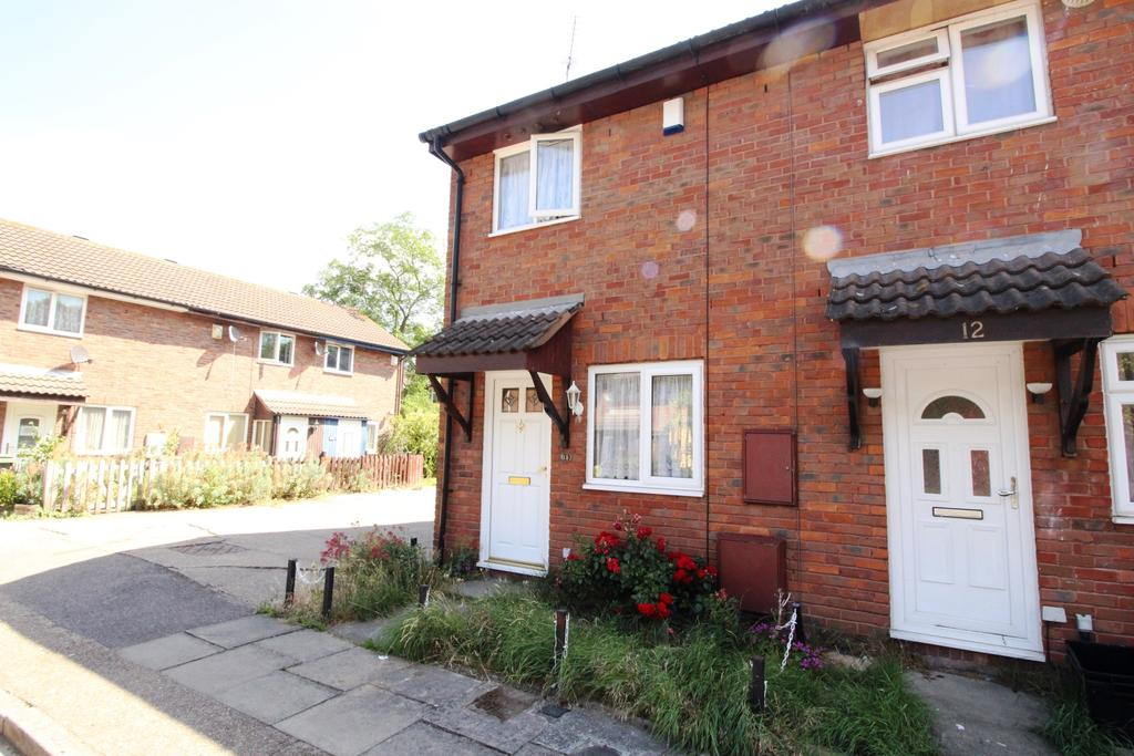 2 Bedrooms End Of Terrace House for sale in Walsham Close London SE28