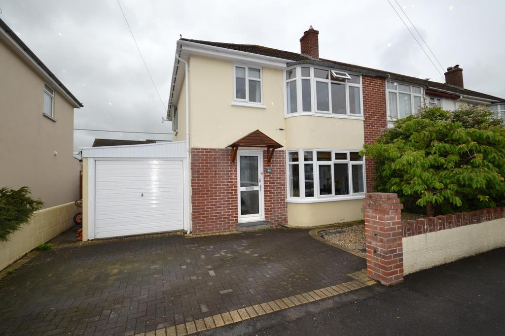 3 Bedrooms Semi Detached House for sale in Newton Road, Bideford