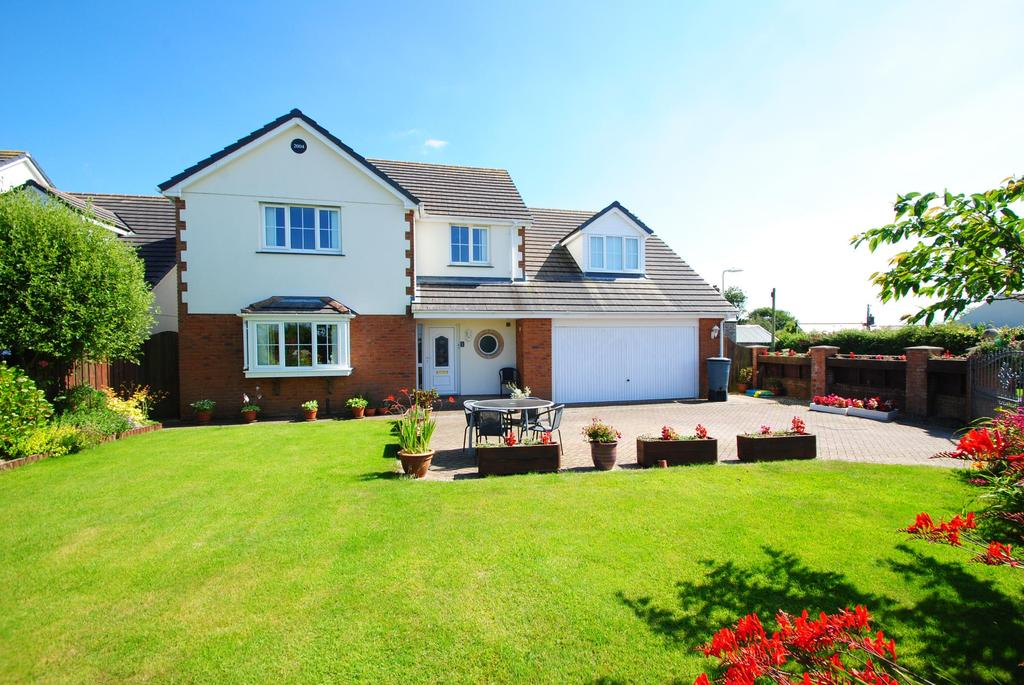 5 Bedrooms Detached House for sale in Southlands Drive, Langtree
