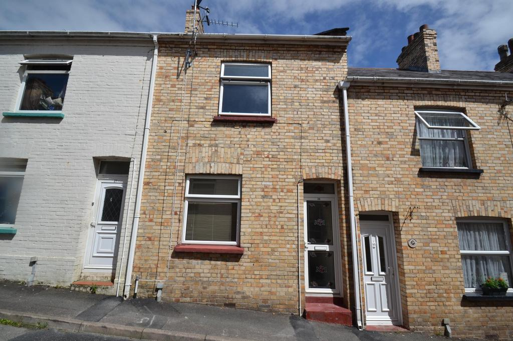 2 Bedrooms Terraced House for sale in Sunny Bank, Barnstaple