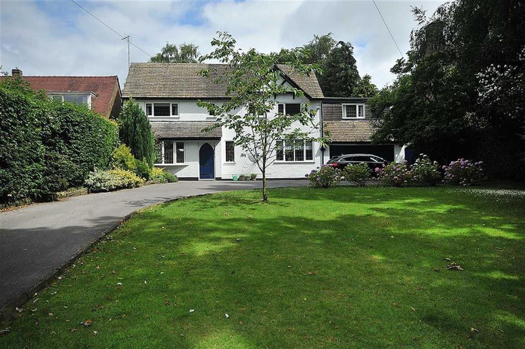 4 Bedrooms Detached House for sale in Dumbah Lane, Bollington, Macclesfield
