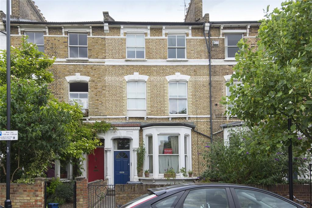 2 Bedrooms Flat for sale in Evering Road, London, N16