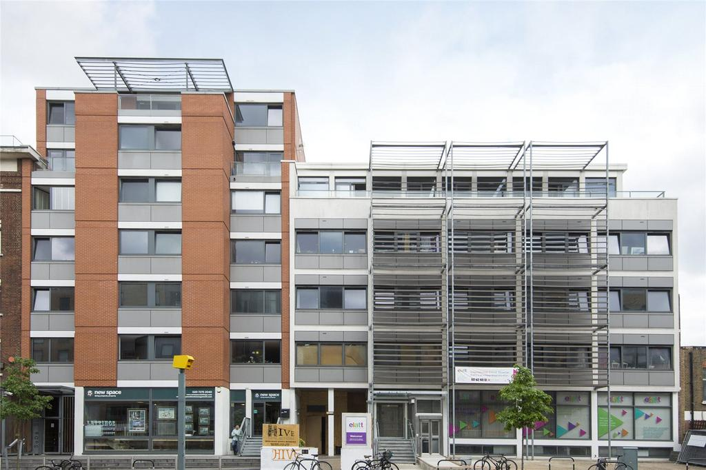 2 Bedrooms Flat for sale in Soda Studios, 268 Kingsland Road, London, E8