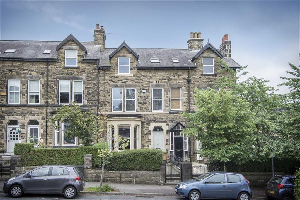 4 Bedrooms Terraced House for sale in Franklin Road, Harrogate, HG1