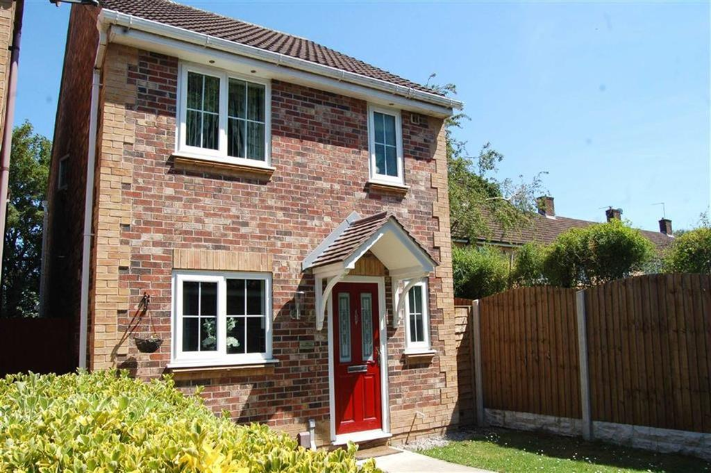 3 Bedrooms Detached House for sale in Poplar Close, Whitby, Ellesmere Port