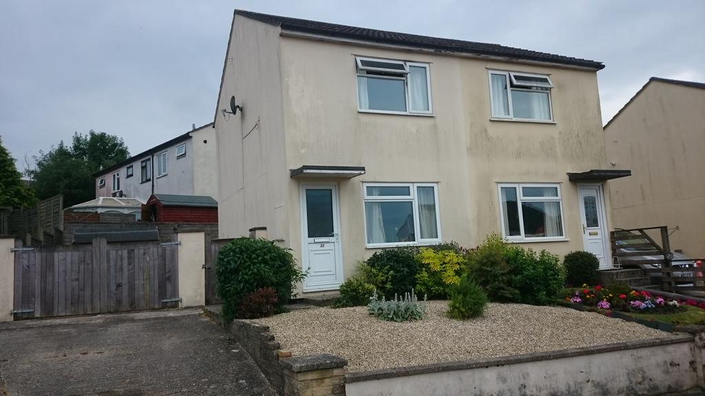 2 Bedrooms Semi Detached House for sale in Kirby Close, Axminster