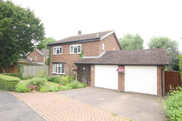 4 Bedrooms Detached House for sale in Kipling Drive, Melton Mowbray, LE13