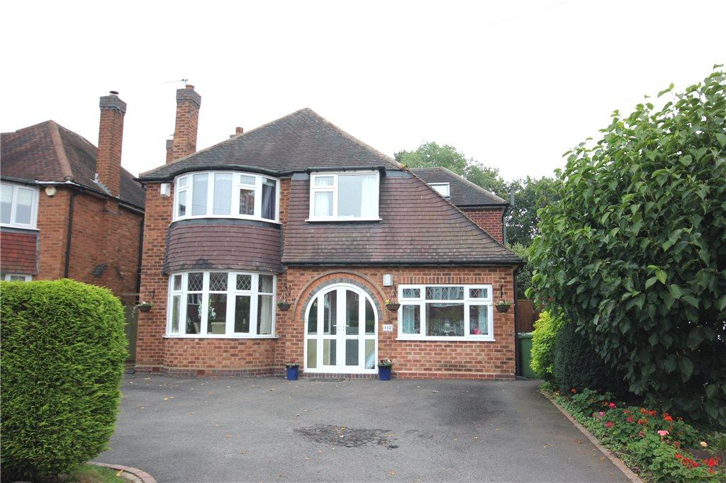 4 Bedrooms Detached House for sale in Bryanston Road, Solihull, B91