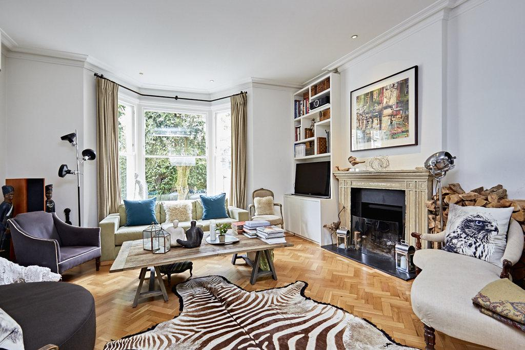 4 Bedrooms End Of Terrace House for sale in Beauclerc Road, London, W6