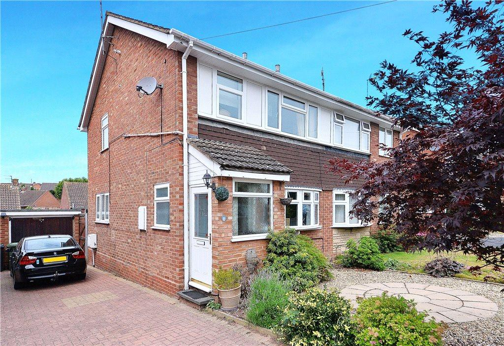 3 Bedrooms Semi Detached House for sale in Delamere Road, Bewdley, DY12