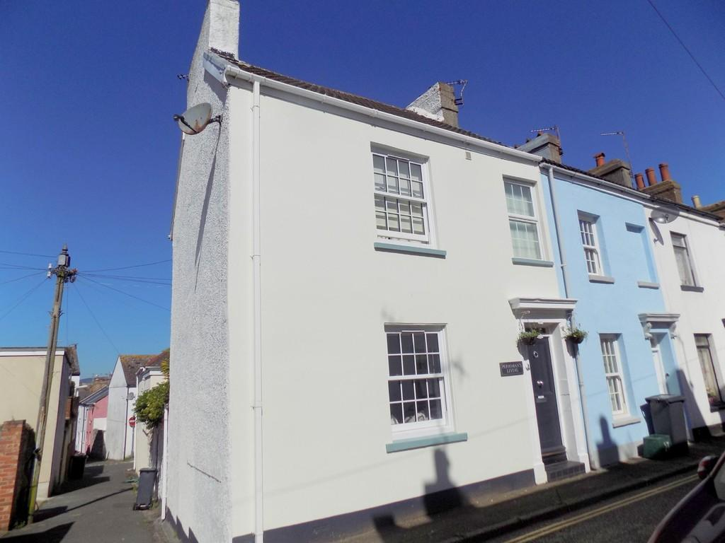 3 Bedrooms End Of Terrace House for sale in Charles Street, Exmouth