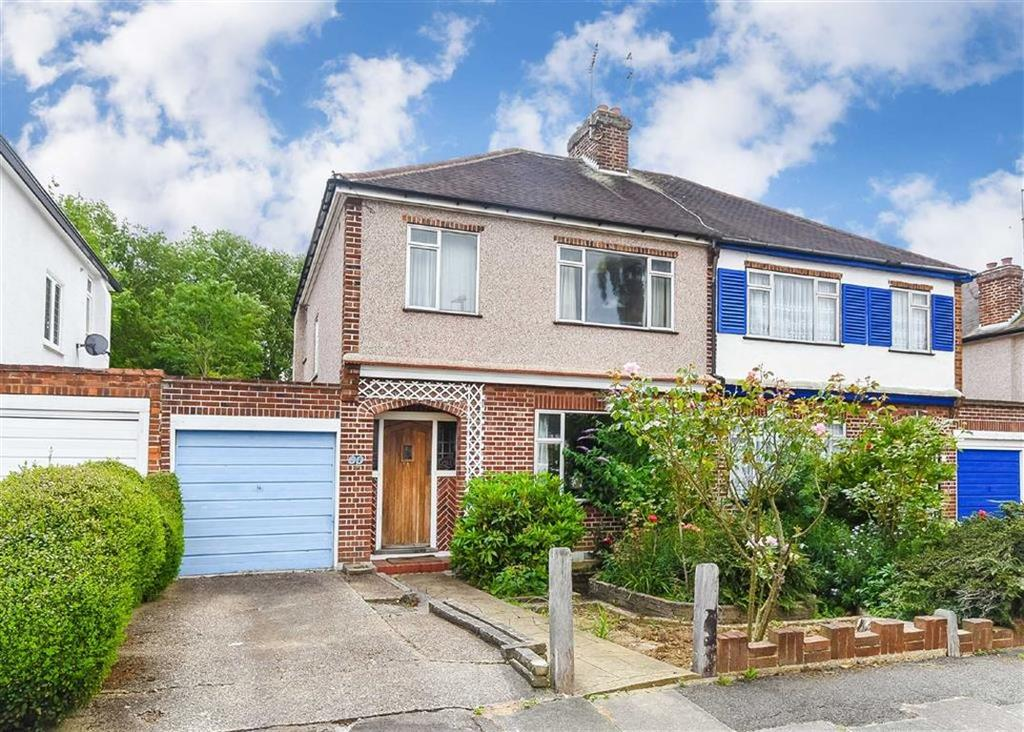 3 Bedrooms Semi Detached House for sale in St Michaels Crescent, Pinner, Middlesex