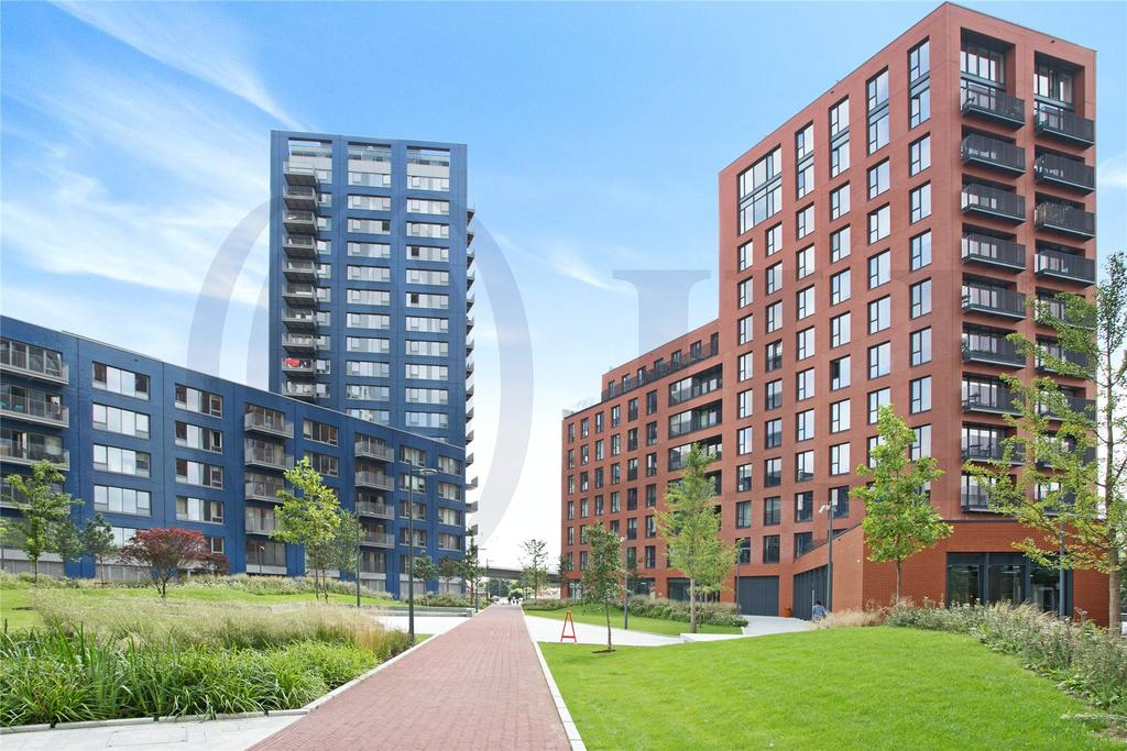 2 Bedrooms Flat for sale in Bridgewater House, City Island, Leamouth Penninsula, London, E14