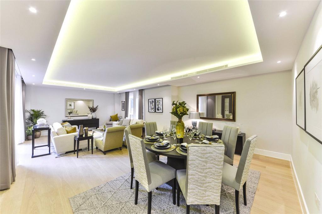 3 Bedrooms Flat for sale in Logan Place, Kensington, London, W8