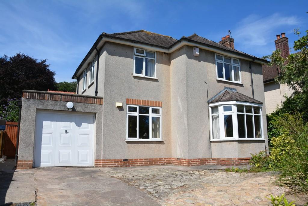 3 Bedrooms Detached House for sale in Bristol Road Lower, Weston-super-Mare