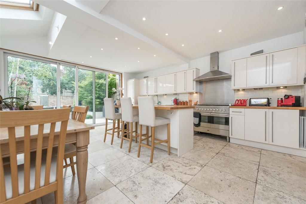 5 Bedrooms Terraced House for sale in Linden Avenue, London, NW10