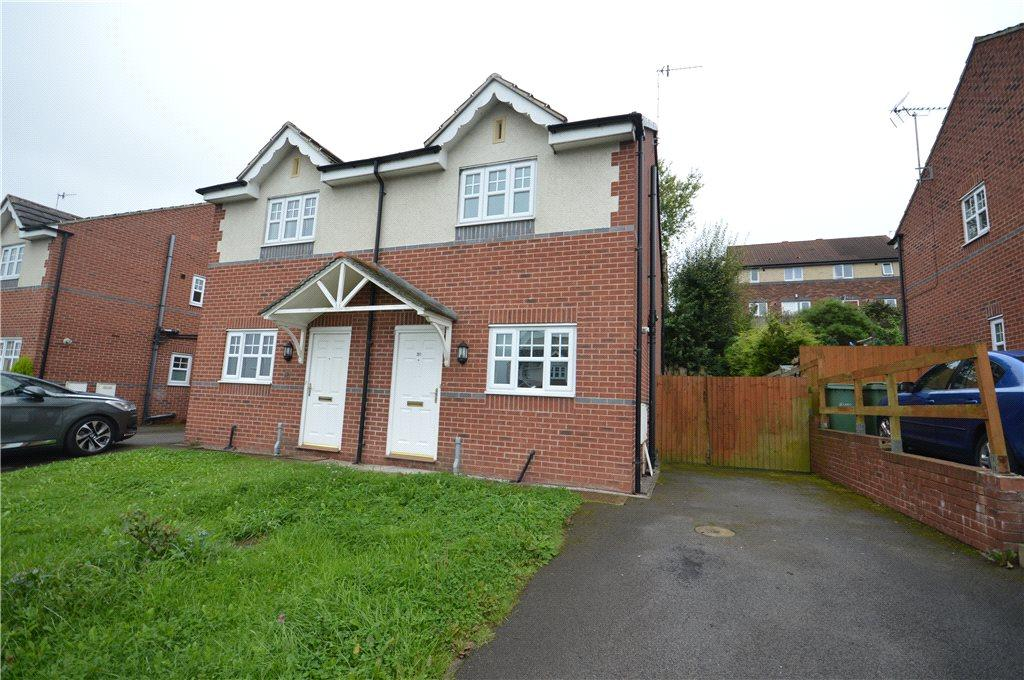 2 Bedrooms Semi Detached House for sale in Wharfedale Close, Leeds, West Yorkshire