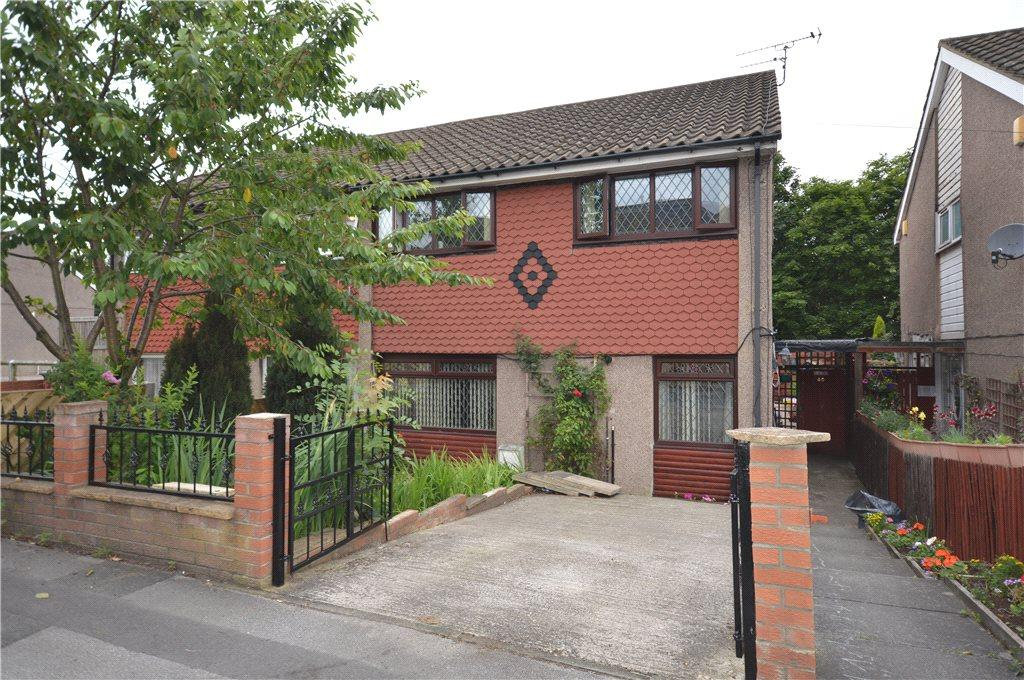 4 Bedrooms Semi Detached House for sale in Bodmin Street, Leeds, West Yorkshire