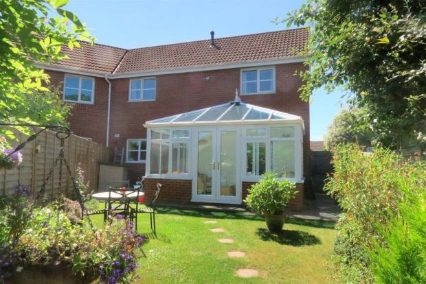 3 Bedrooms End Of Terrace House for sale in St Lukes Mews, Cotford St Luke, Taunton TA4