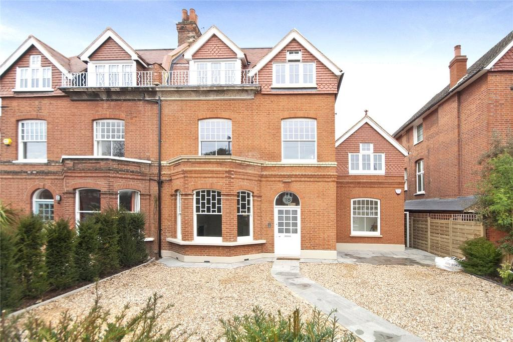 5 Bedrooms Semi Detached House for sale in West Hill Road, Putney, London, SW18