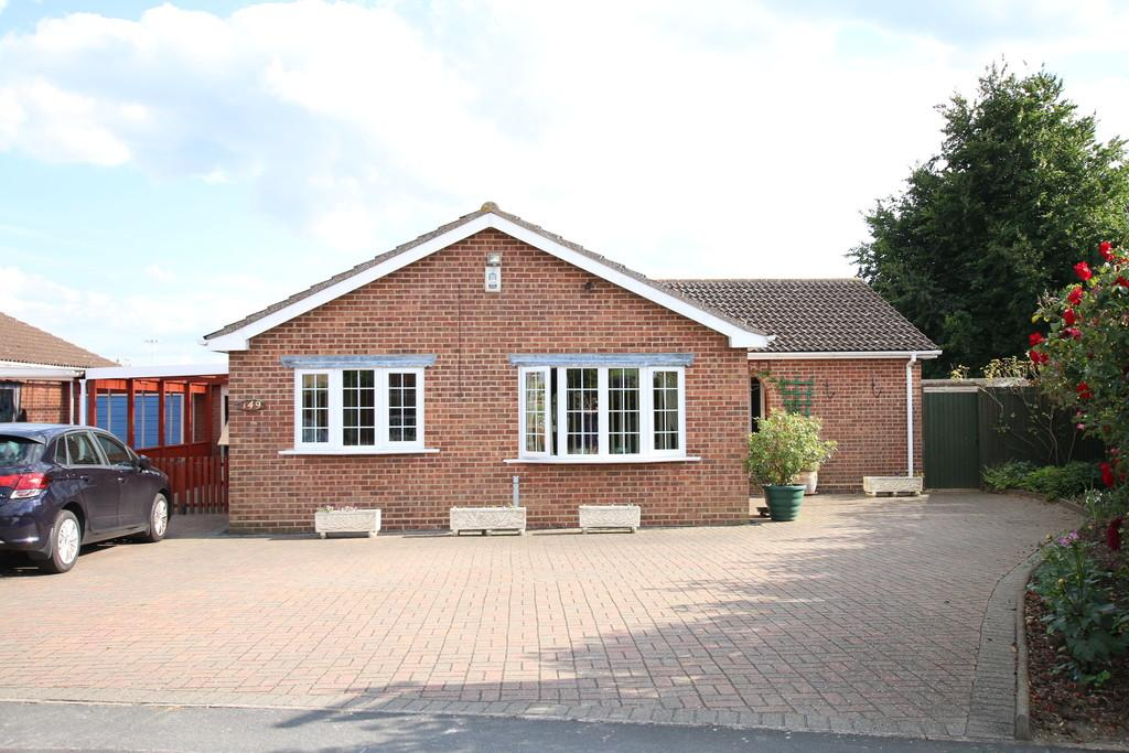 3 Bedrooms Detached Bungalow for sale in Cavalry Drive, March
