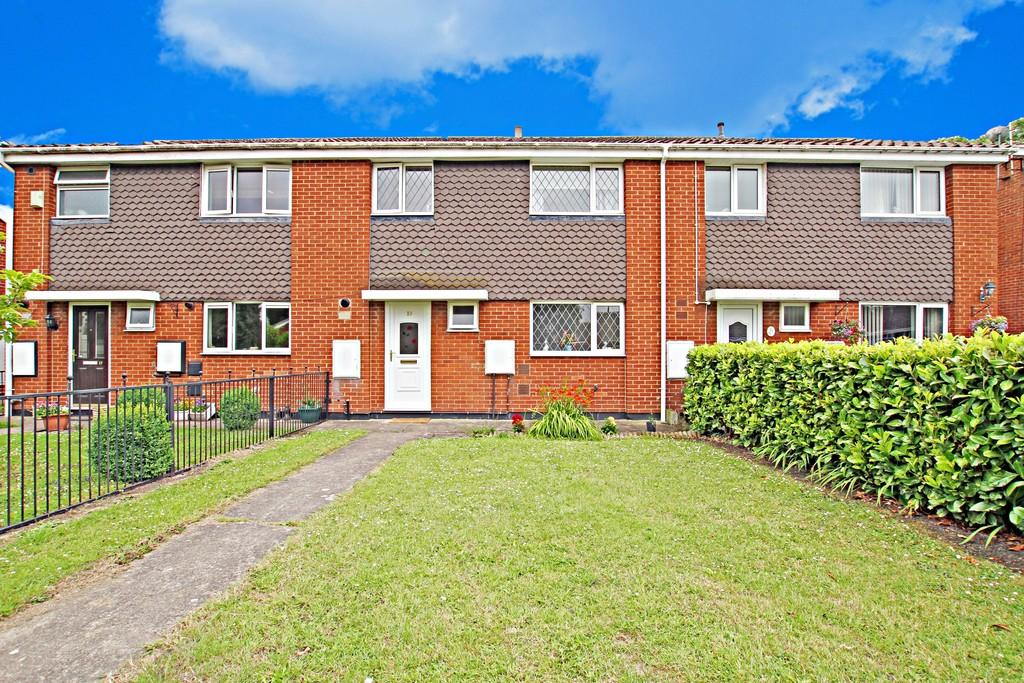 3 Bedrooms Terraced House for sale in Cridling Gardens, Norton
