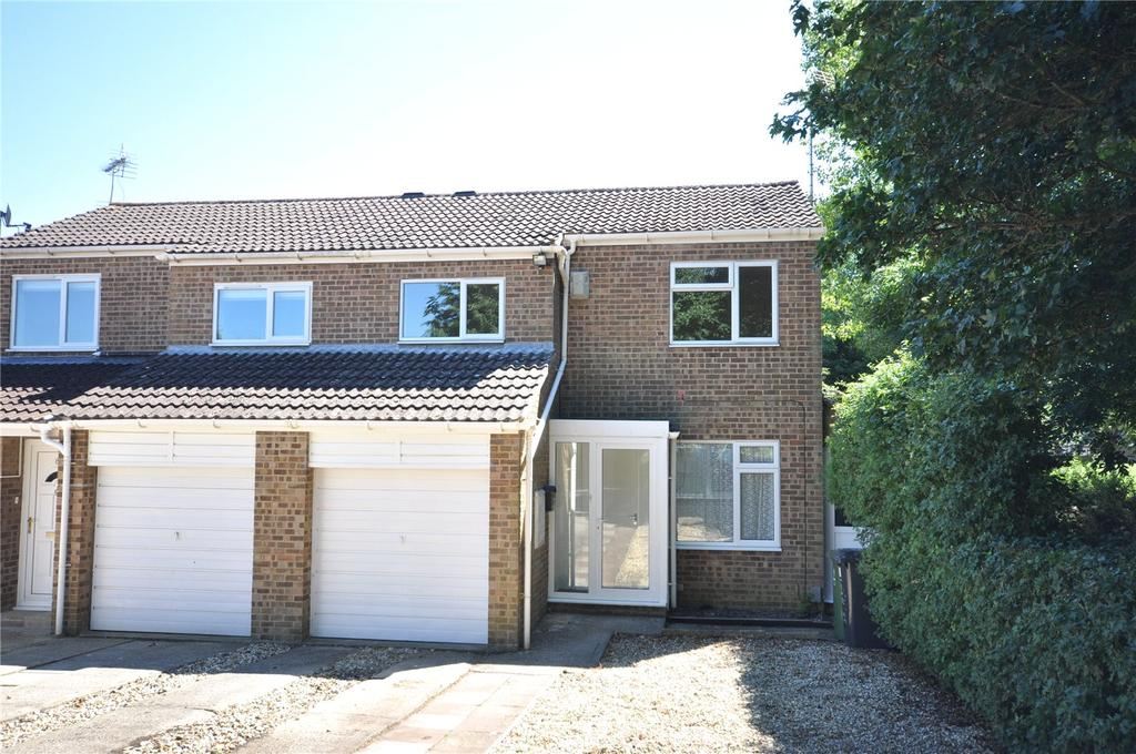 3 Bedrooms End Of Terrace House for sale in Ridge Nether Moor, Liden, Swindon, Wiltshire, SN3