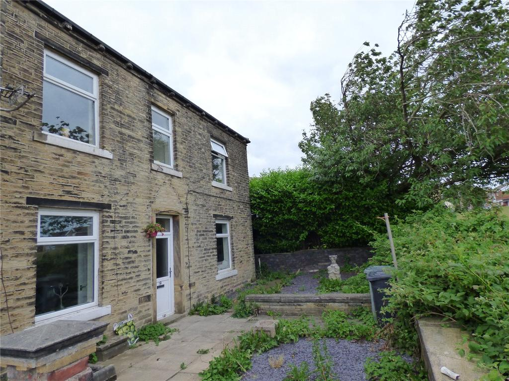 3 Bedrooms End Of Terrace House for sale in Spinners Way, Scholes, Cleckheaton, BD19